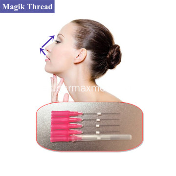PDO Thread Lift Frente Abdomen Jawline